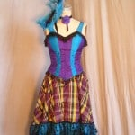 Dream Ballet Blue Saloon Girl 150x150