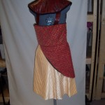 egyptian soldier tunic rear 150x150