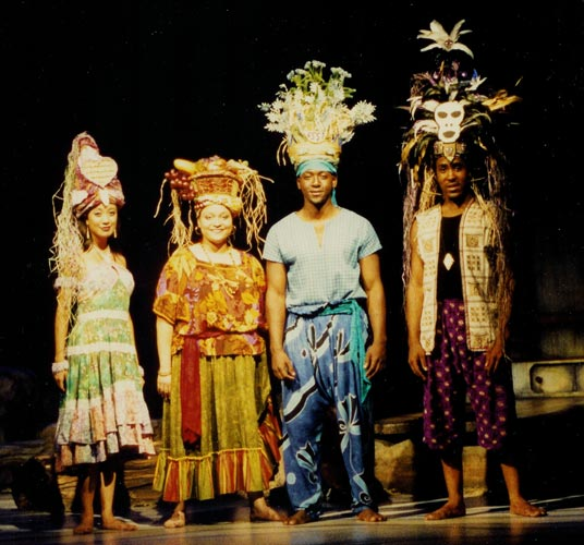 Once On This Island Maine State Music Theatre