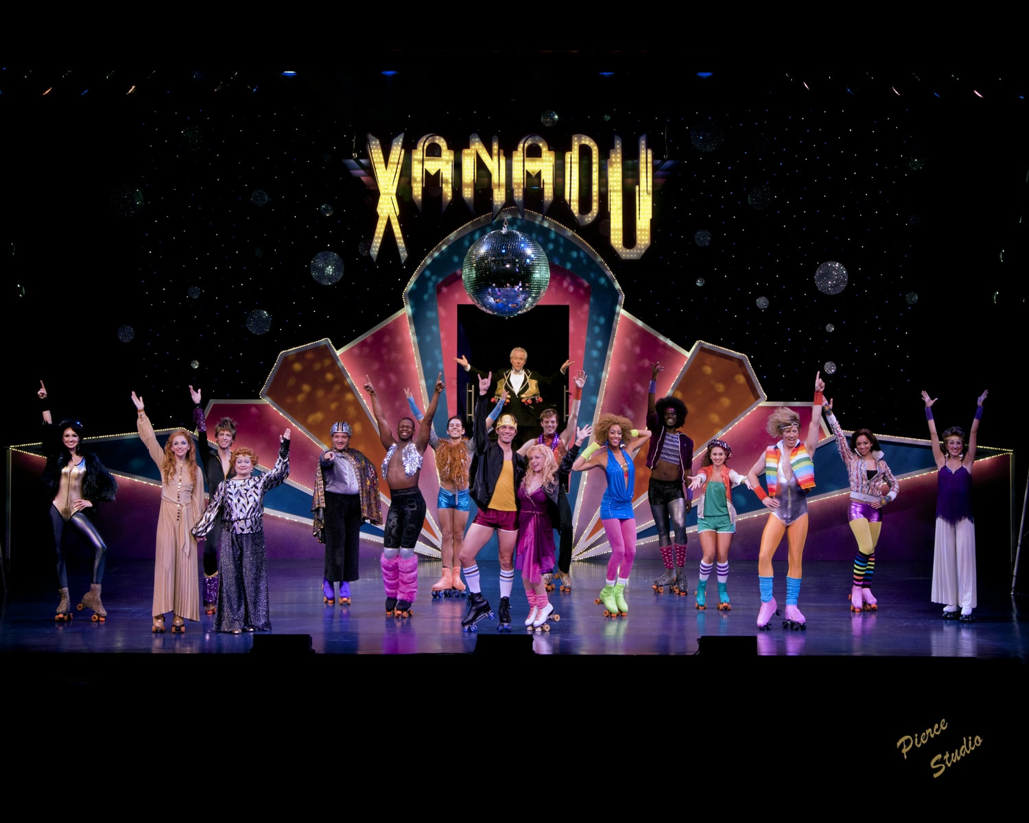 Xanadu Maine State Music Theatre Costume Rental