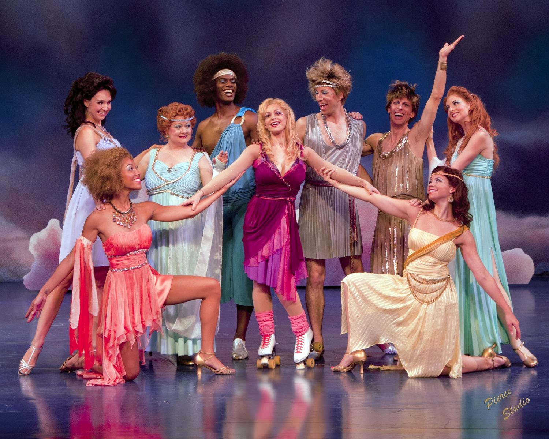 Xanadu Sisters Nine  sc 1 st  Maine State Music Theatre Costume Rental & Xanadu - Maine State Music Theatre Costume Rental