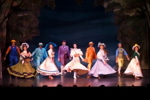 Mary Poppins Maine State Music Theatre Costume Rental