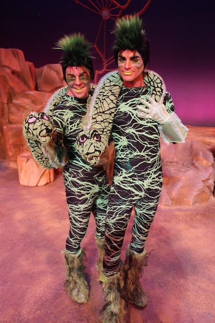 Jetsam Flotsam Maine State Music Theatre Costume