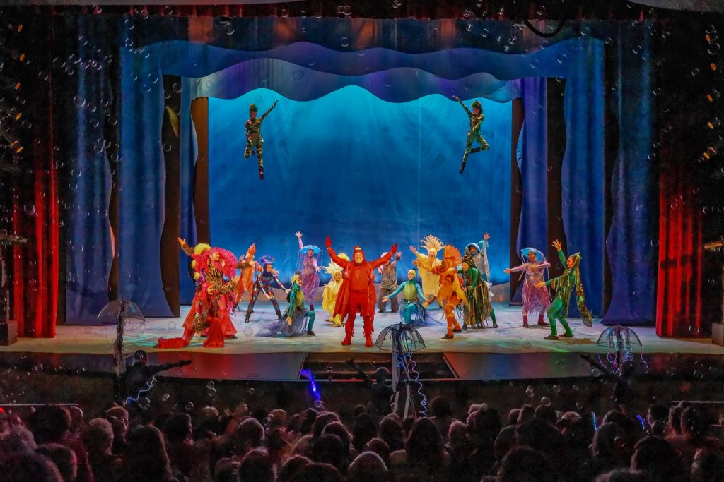 TCR Under the Sea photo